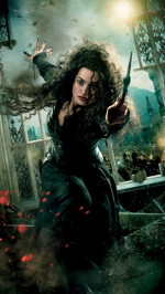 Bellatrix Lestrange Harry Potter and the deathly hallows movie