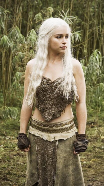 Daenerys Targaryen Augenfarbe