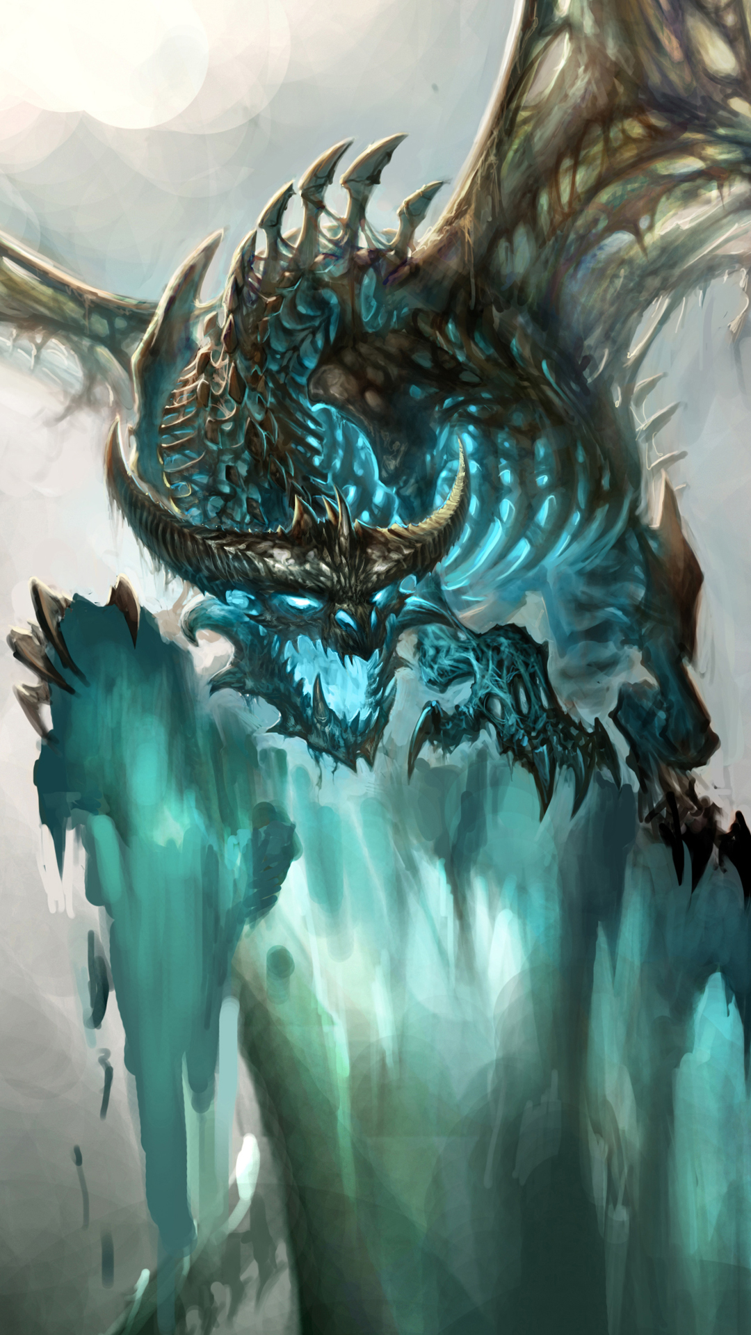 Dragon World Of Warcraft Best Htc One Wallpapers