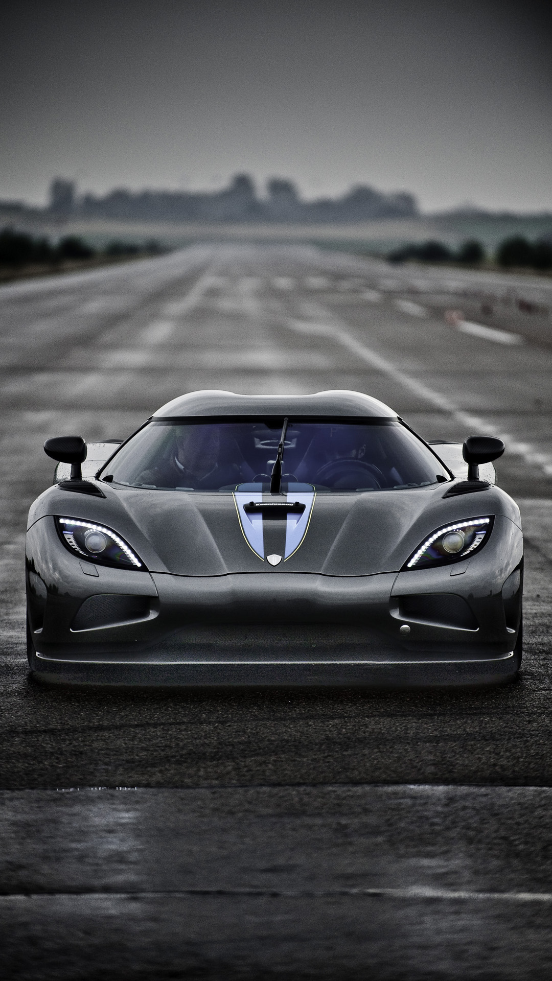 Koenigsegg CCXR BackUp Fire Abstract Car 2014 | El Tony