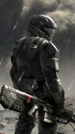 Soldier concept Halo 4