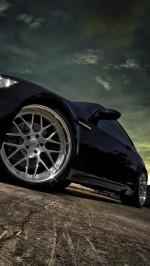 Sport car BMW
