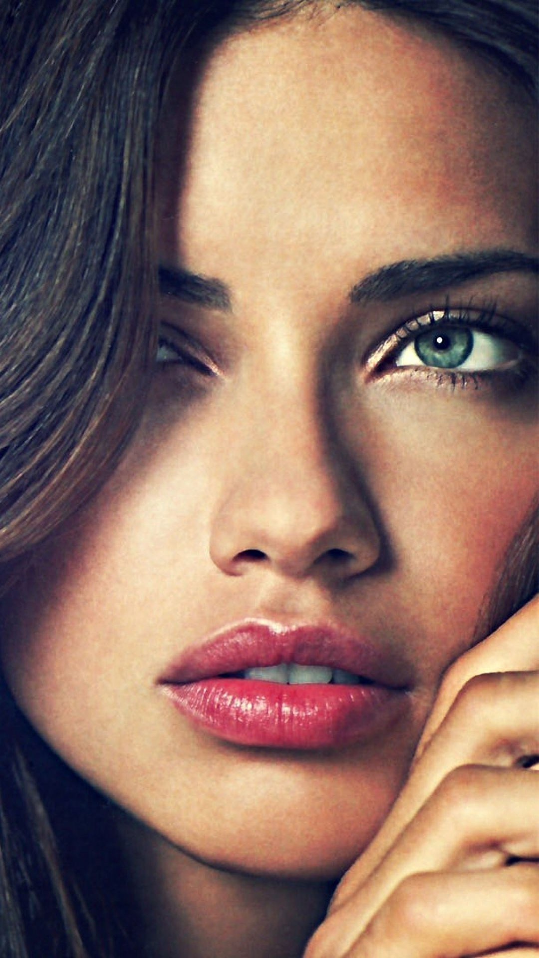 Victoria secret adriana lima best htc one wallpapers victoria secret adriana lima voltagebd