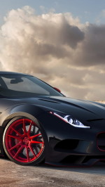 Jaguar XC16 Virtual Tuning