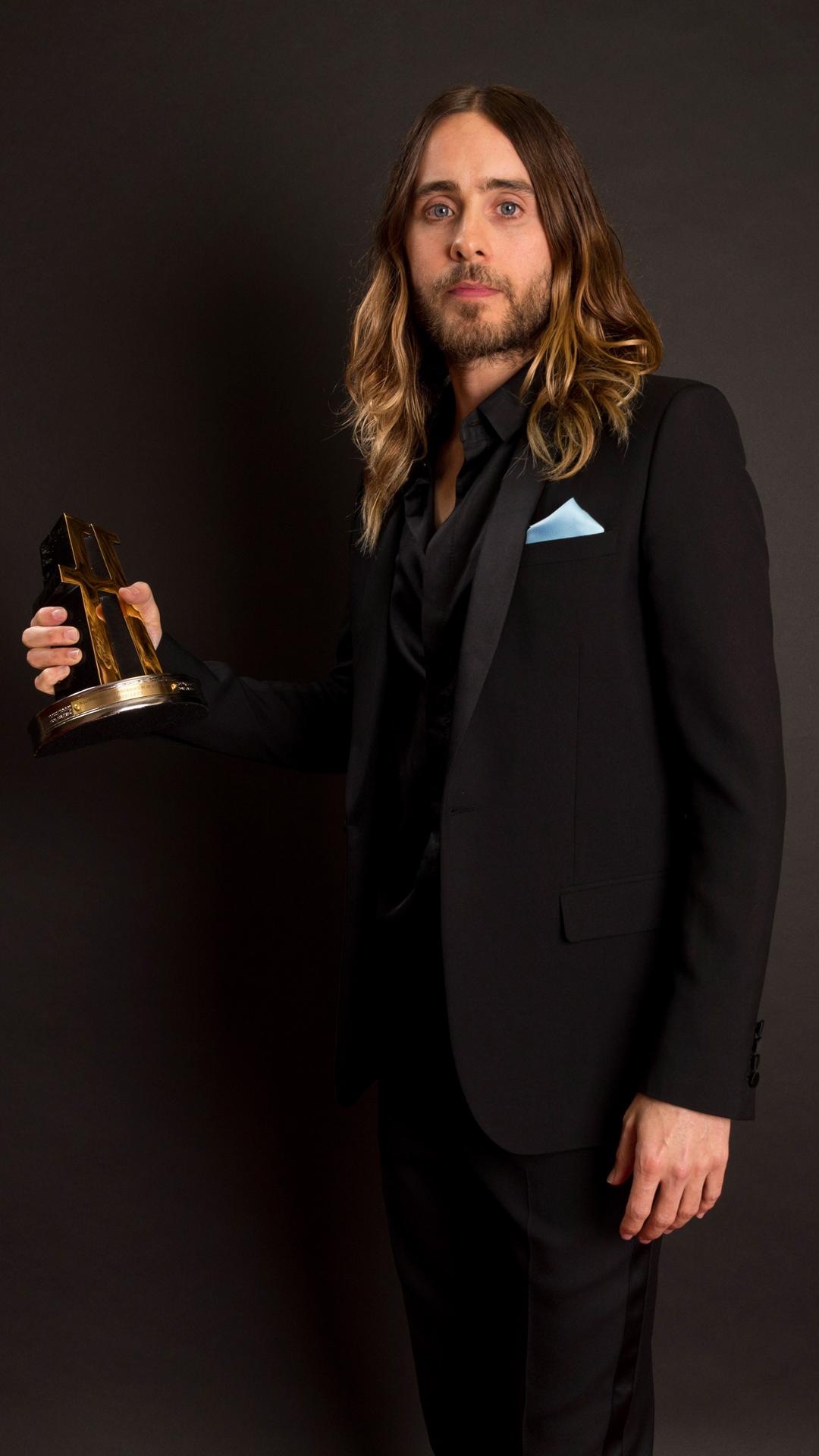 Jared Leto suit