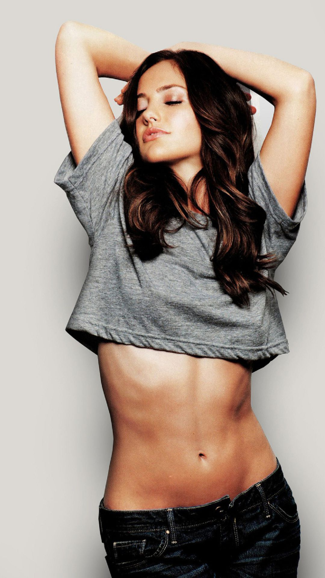 Minka Kelly Sexy Best Htc One Wallpapers Free And Easy To Download
