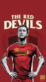 World Cup 2014 Belgium