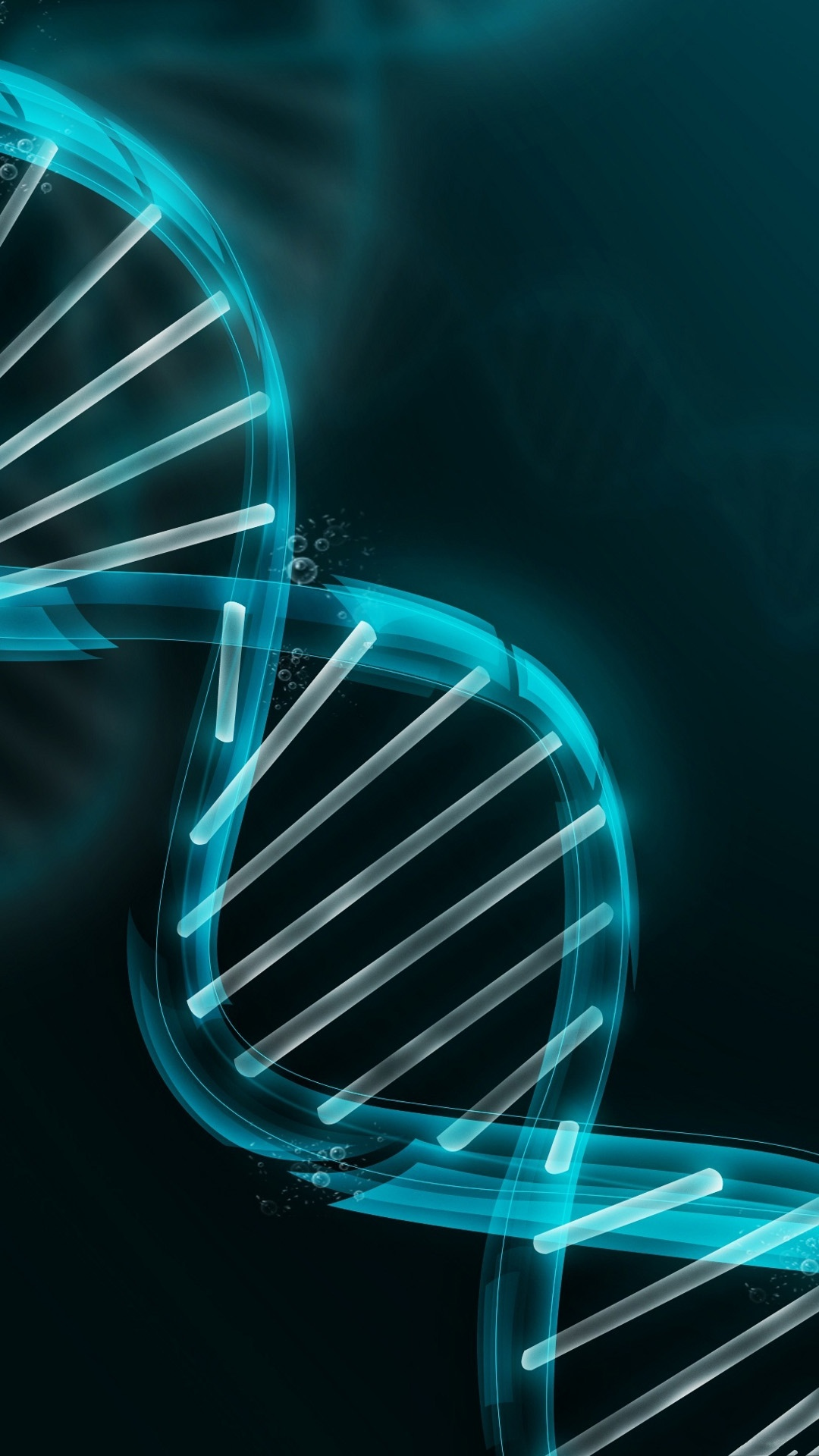 3d Dna Illustration Best Htc One Wallpapers