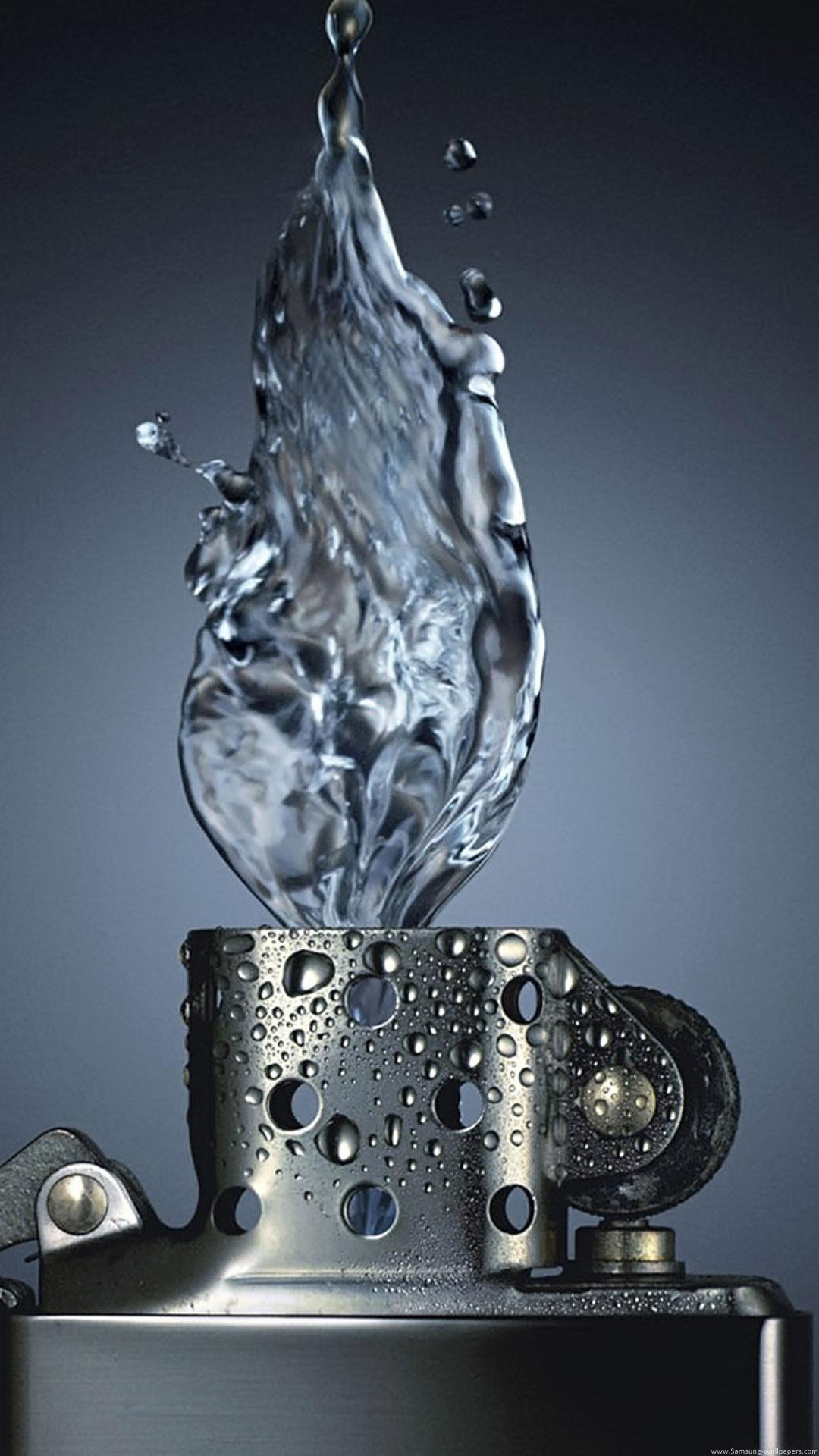 3D Water Lighter