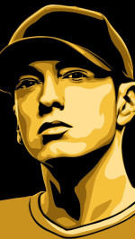 Eminem illustration