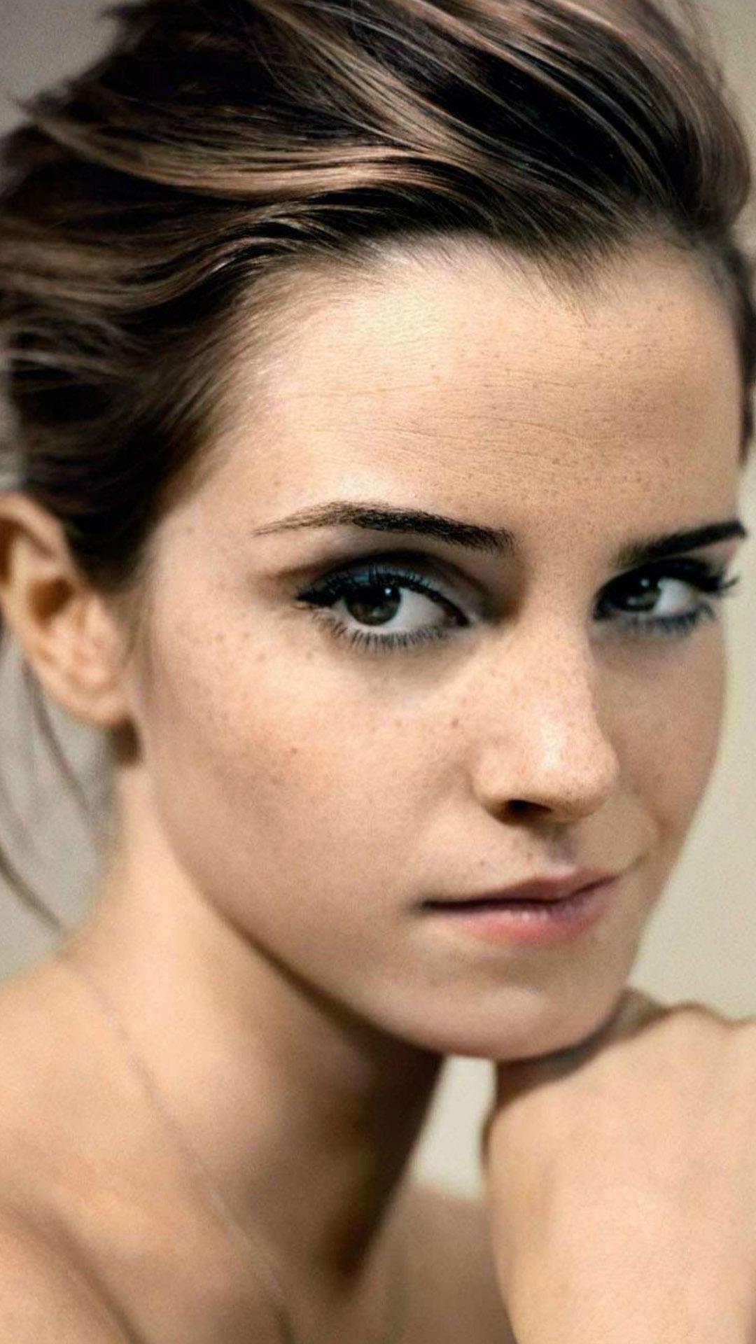 Emma Watson beautiful eyes