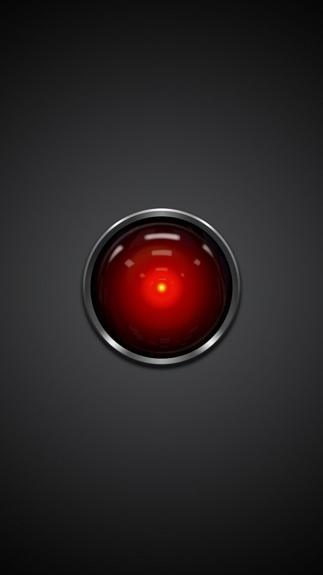 Hal 9000 android wallpaper best htc one wallpapers for The best home screen wallpaper for android