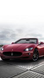 Maserati GranTurismo Cabrio