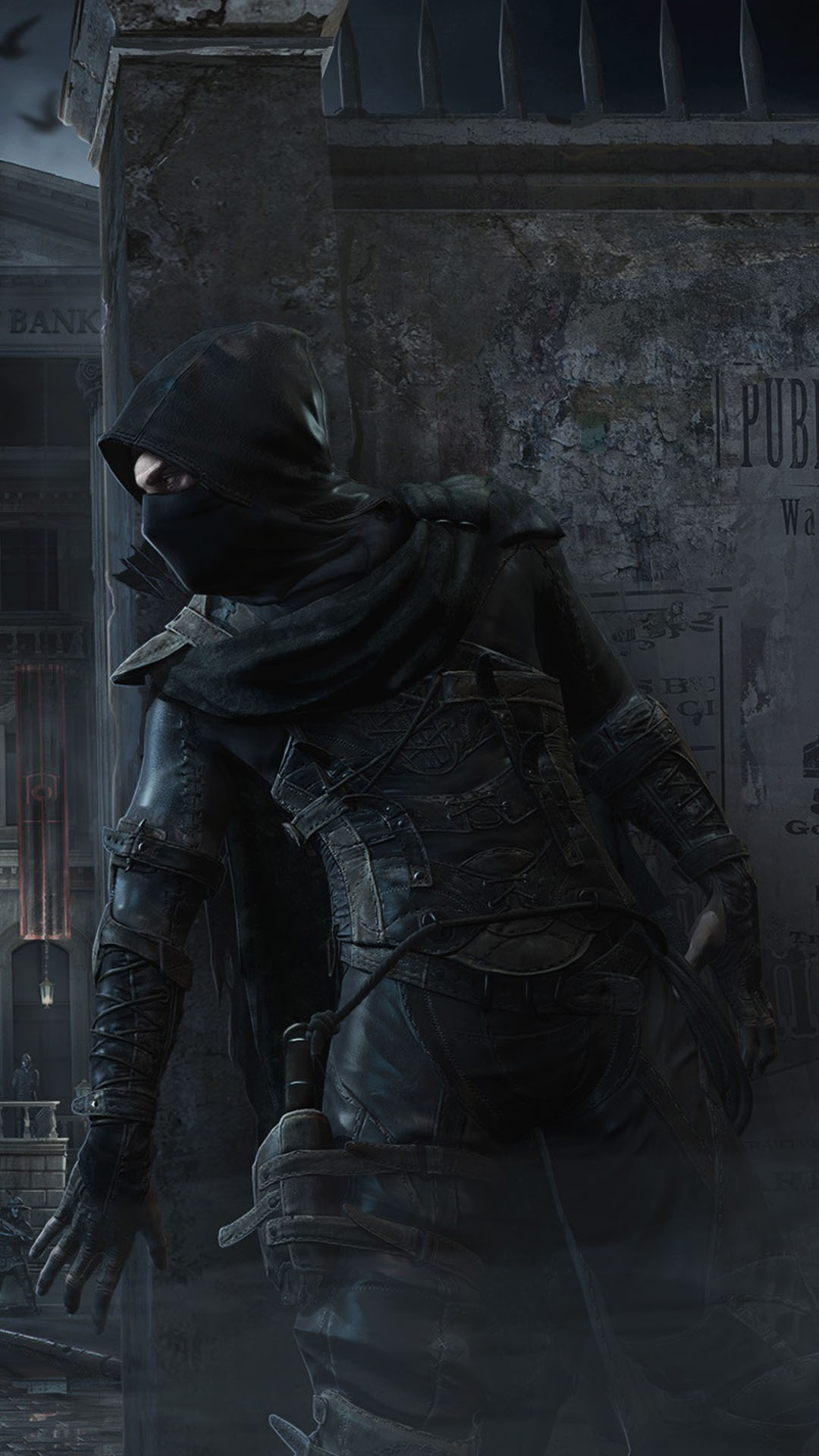 thief bank heist mission - best htc one wallpapers