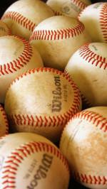 Wilson baseball balls