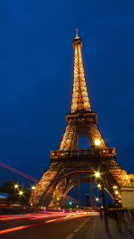 eiffel tower address paris