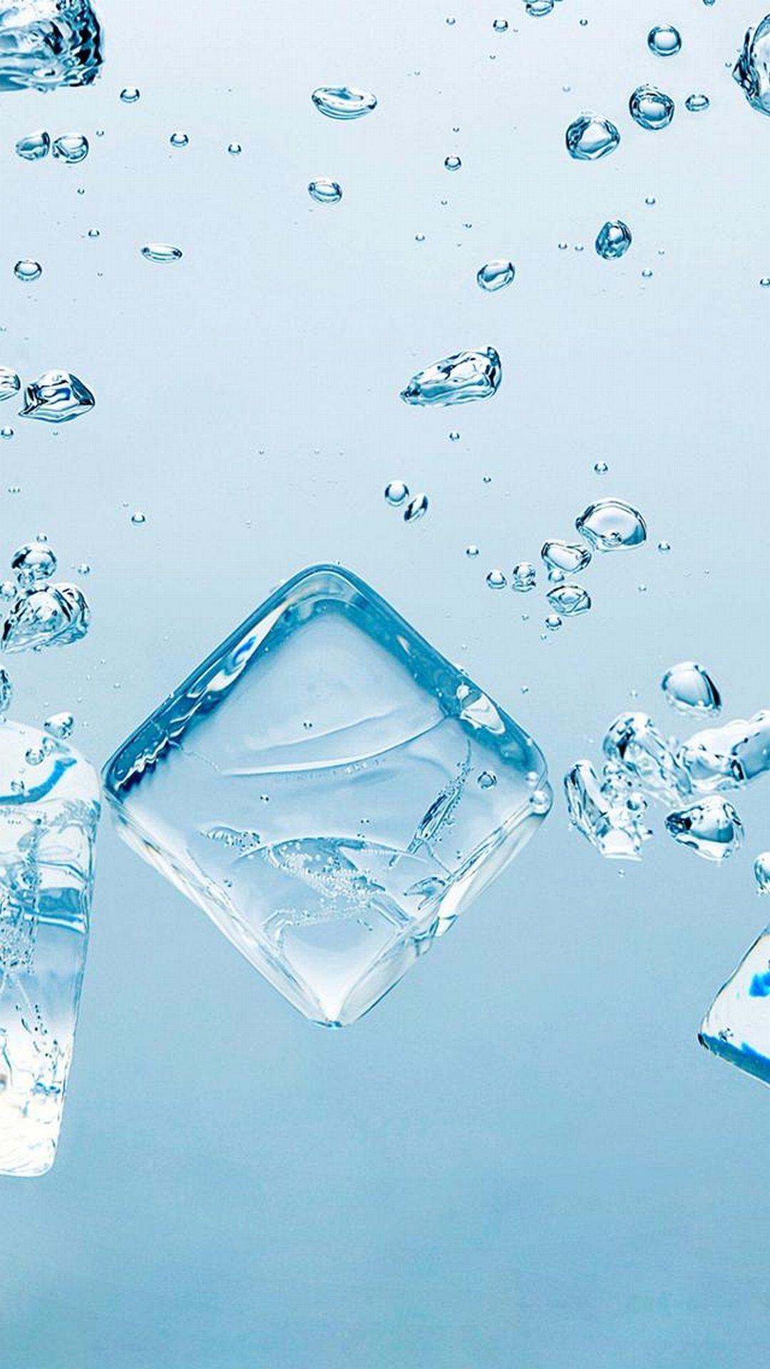 3D ice cubes