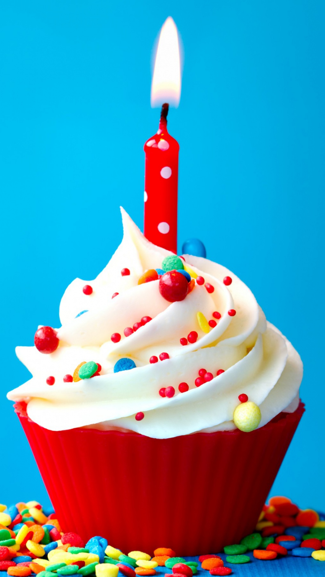 Birthday Cake Wallpaper Free Download