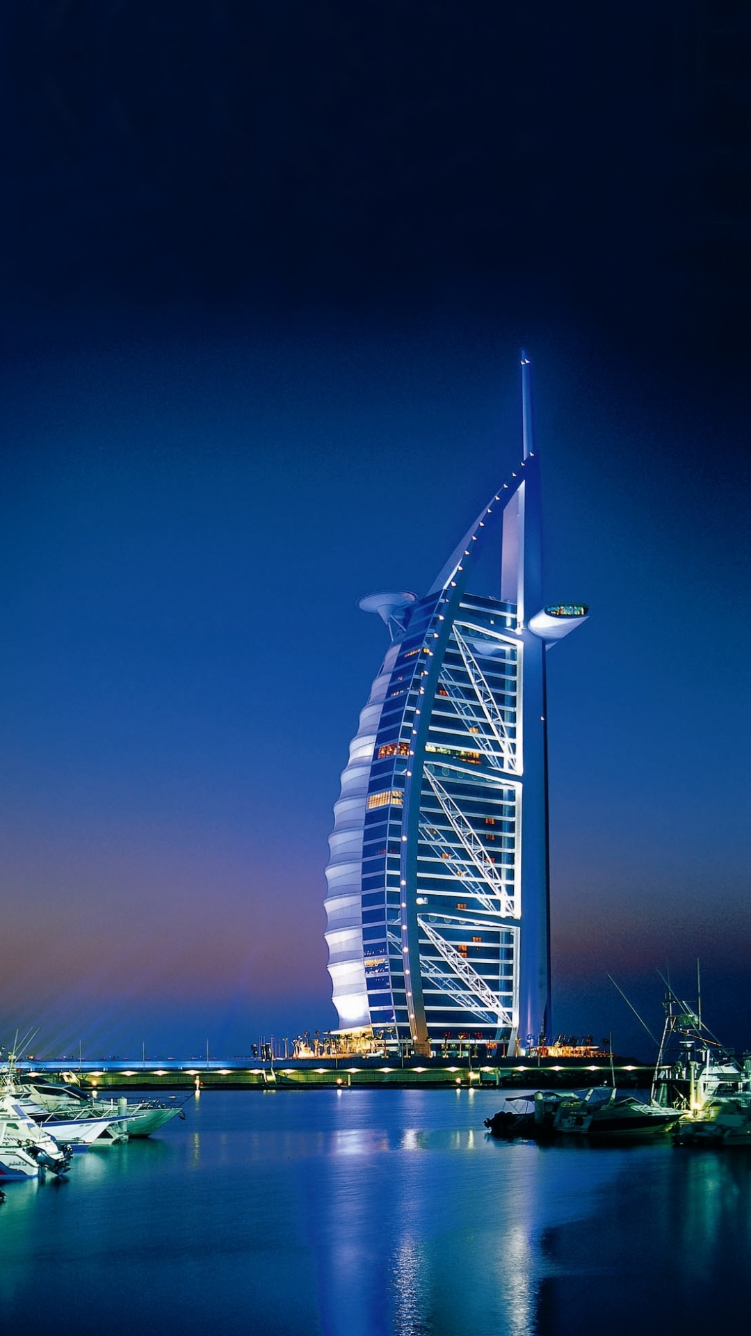 Dubai burj al arab best htc one wallpapers for Dubai burj al arab