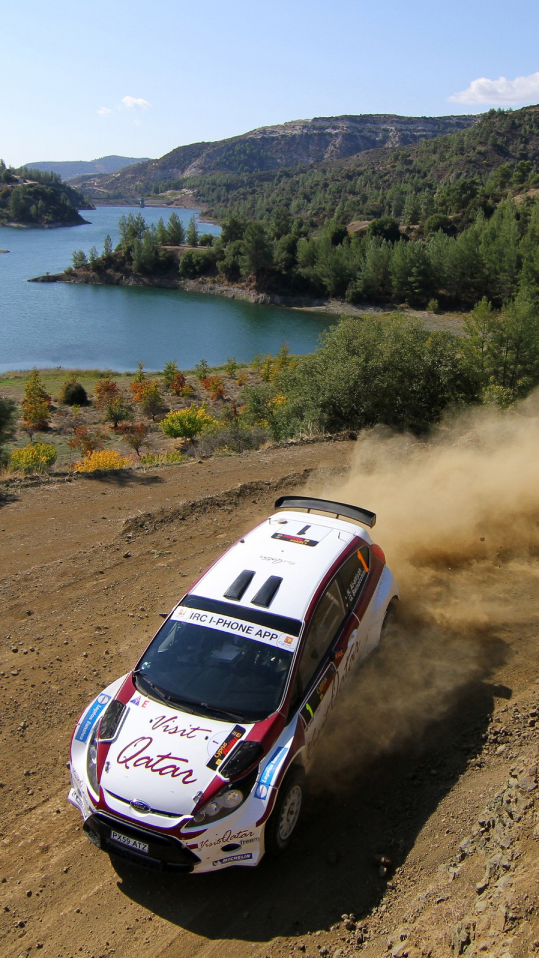 Ford wrc best htc one wallpapers free and easy to download ford wrc voltagebd Image collections