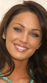 Megan Fox smile