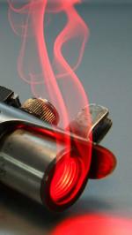Red Smoking Gun