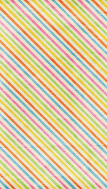 Retro diagonal stripes