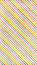 Retro diagonal stripes