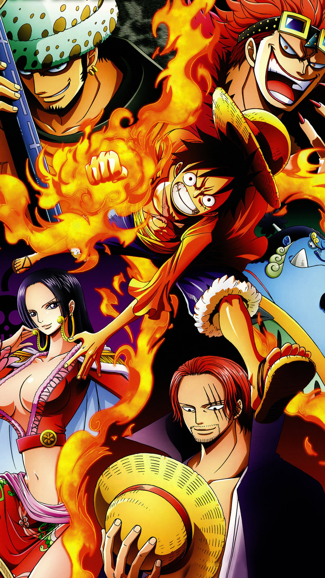 one piece anime wallpaper - Best htc one wallpapers