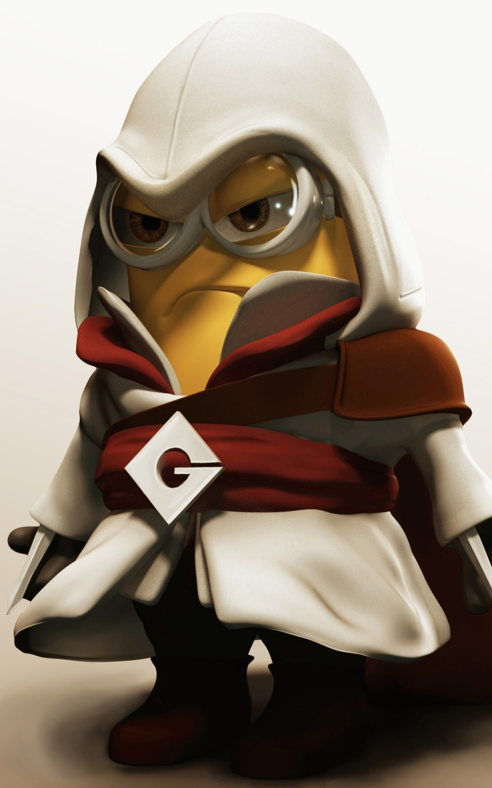 Assassins Creed Minion