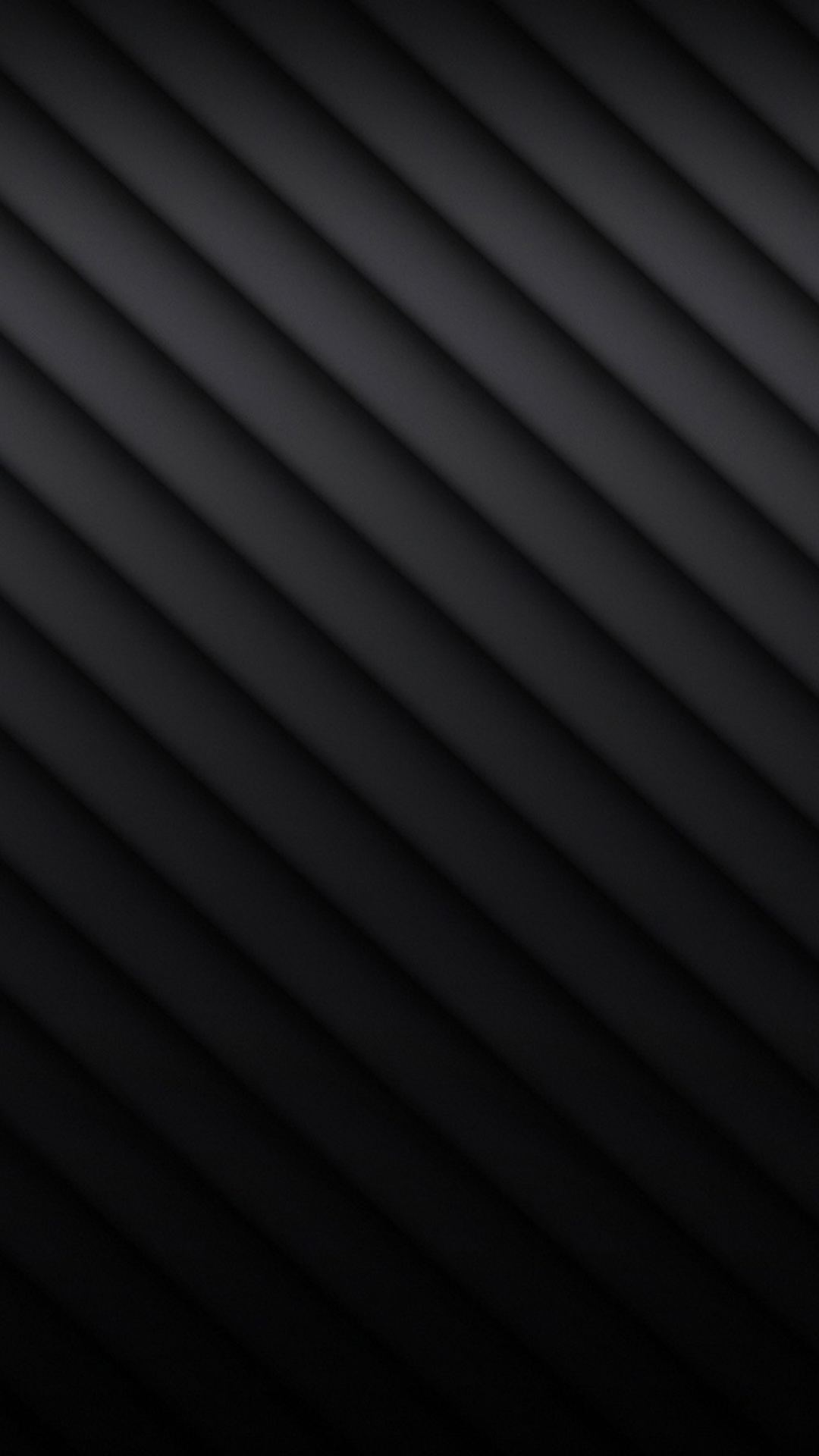 Abstract Black Stripes