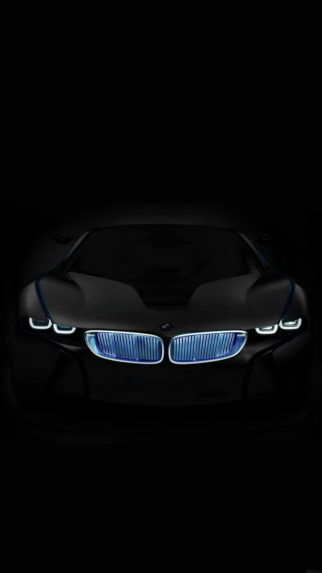 BMW In The Dark