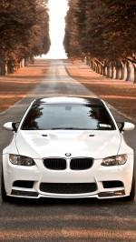 BMW M3 White Branca