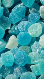 Blue Jelly Lockscreen