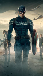 Captain America 2 The Winter Soldier