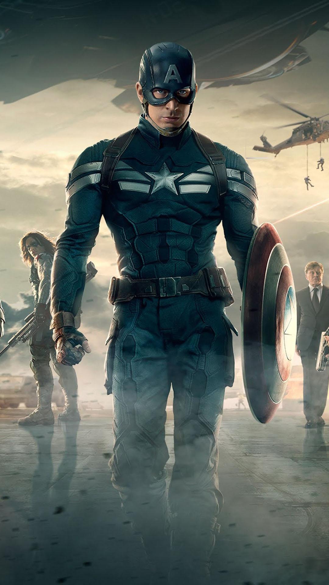 Captain America 2 Kinox