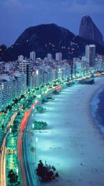 City Lights Seaside