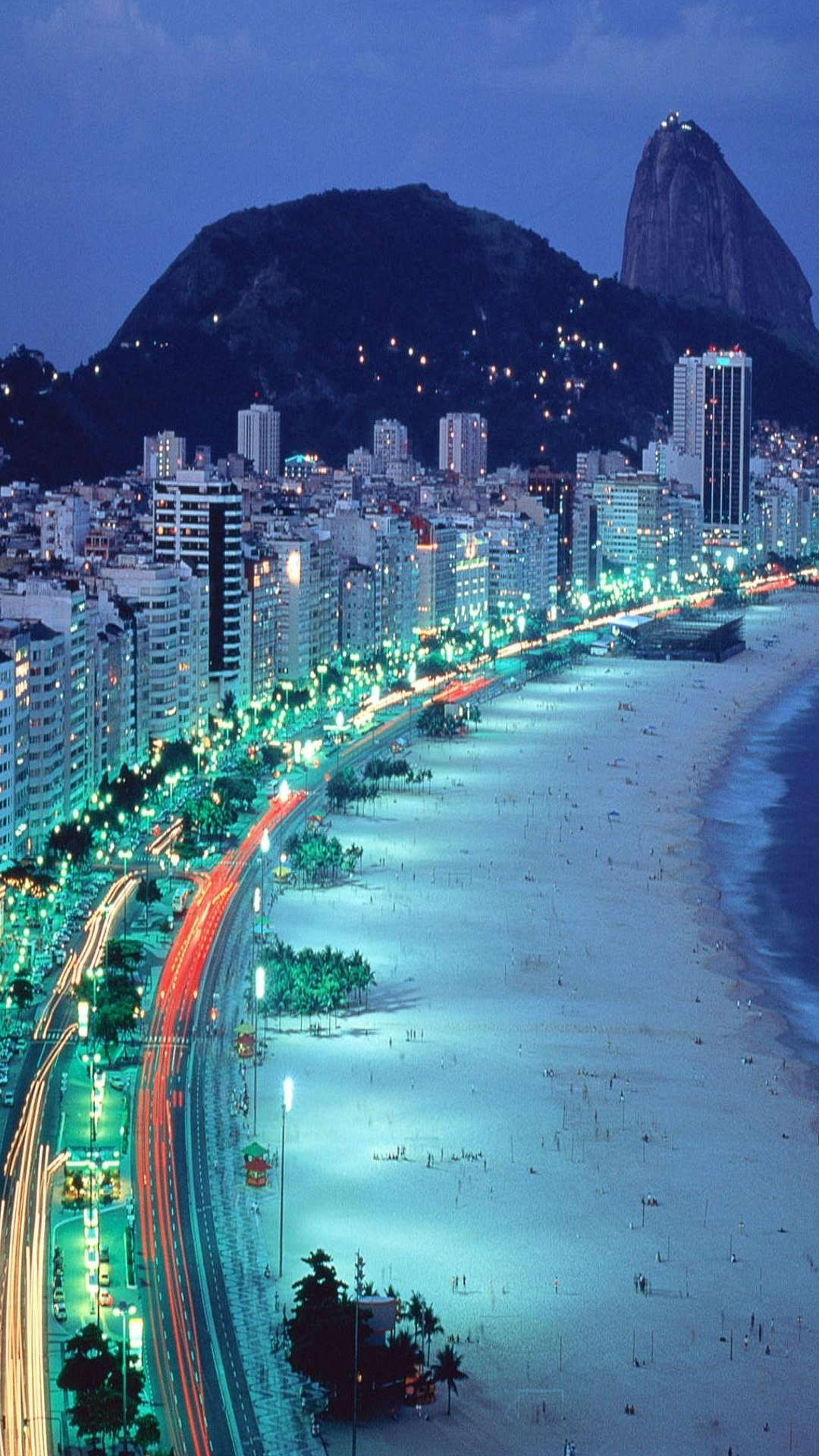 City Lights Seaside