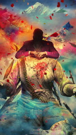 Far Cry 4 Game Digital Art
