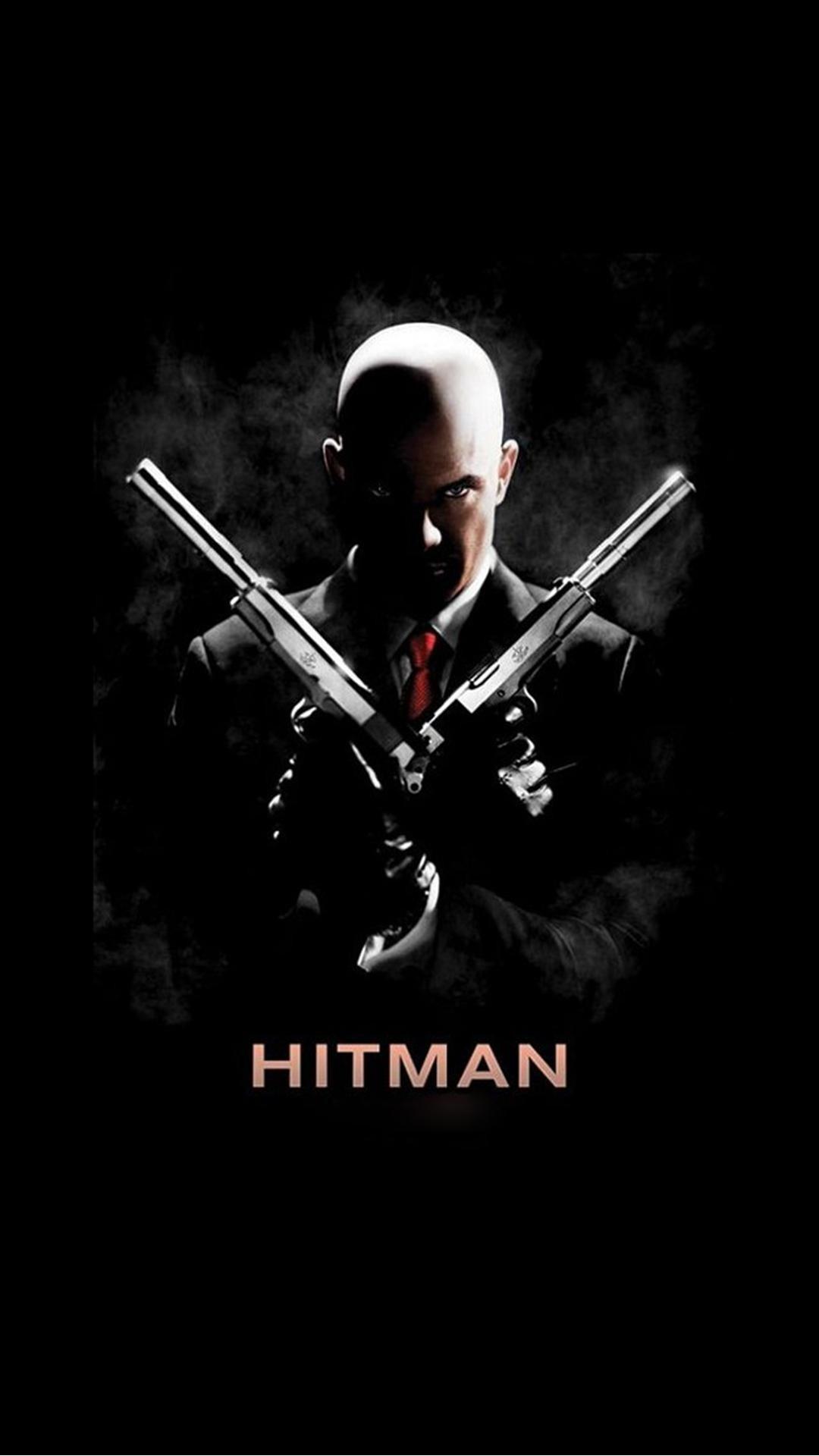 Hitman 47 Double Pistols