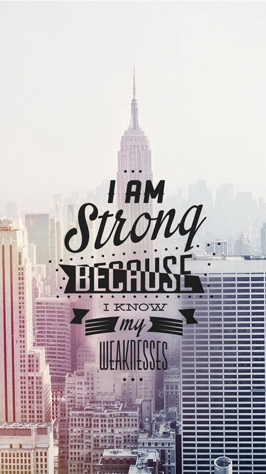 Amusing I am strong quote Same urbanization
