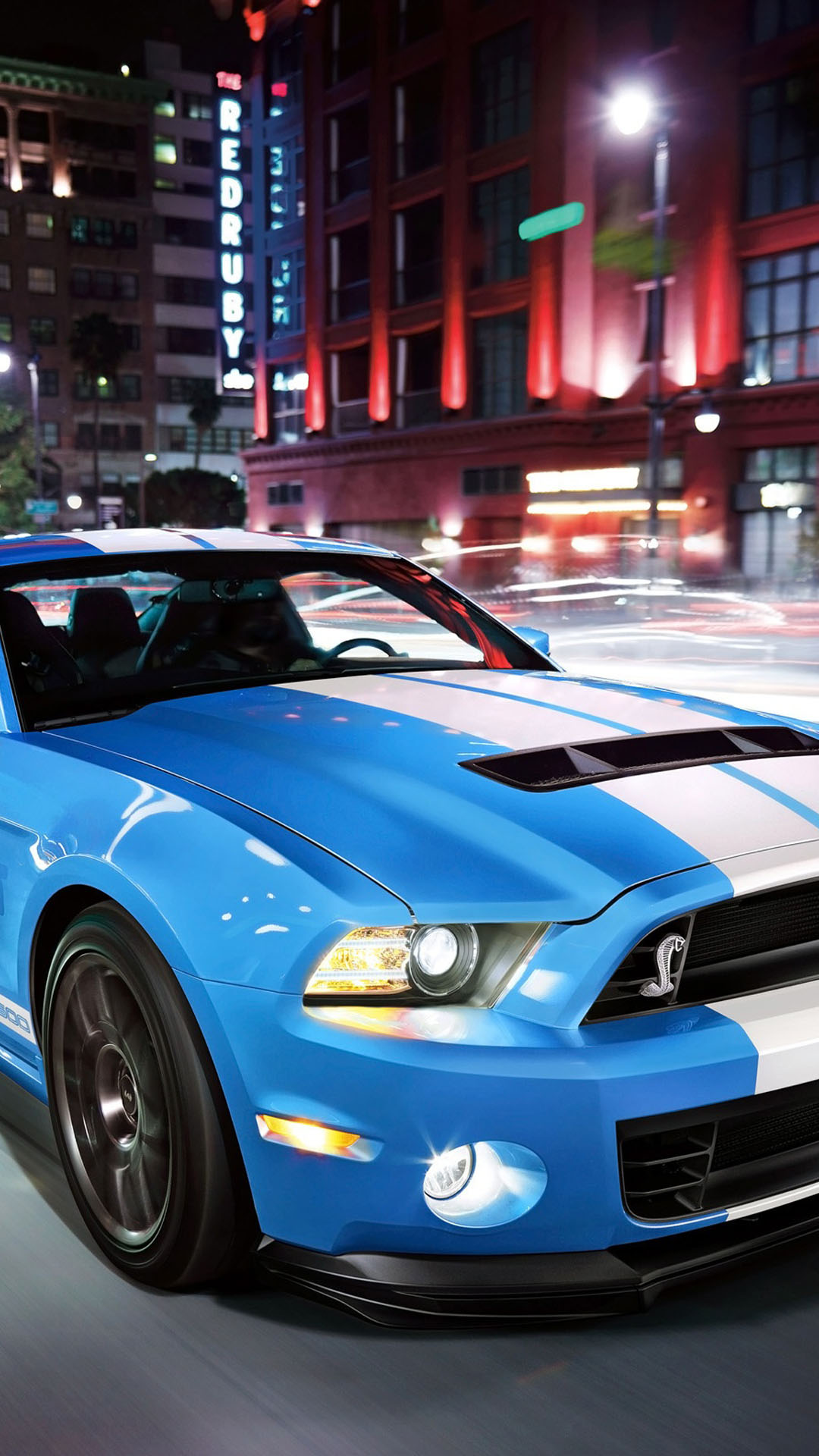 light blue ford shelby sport car best htc one wallpapers