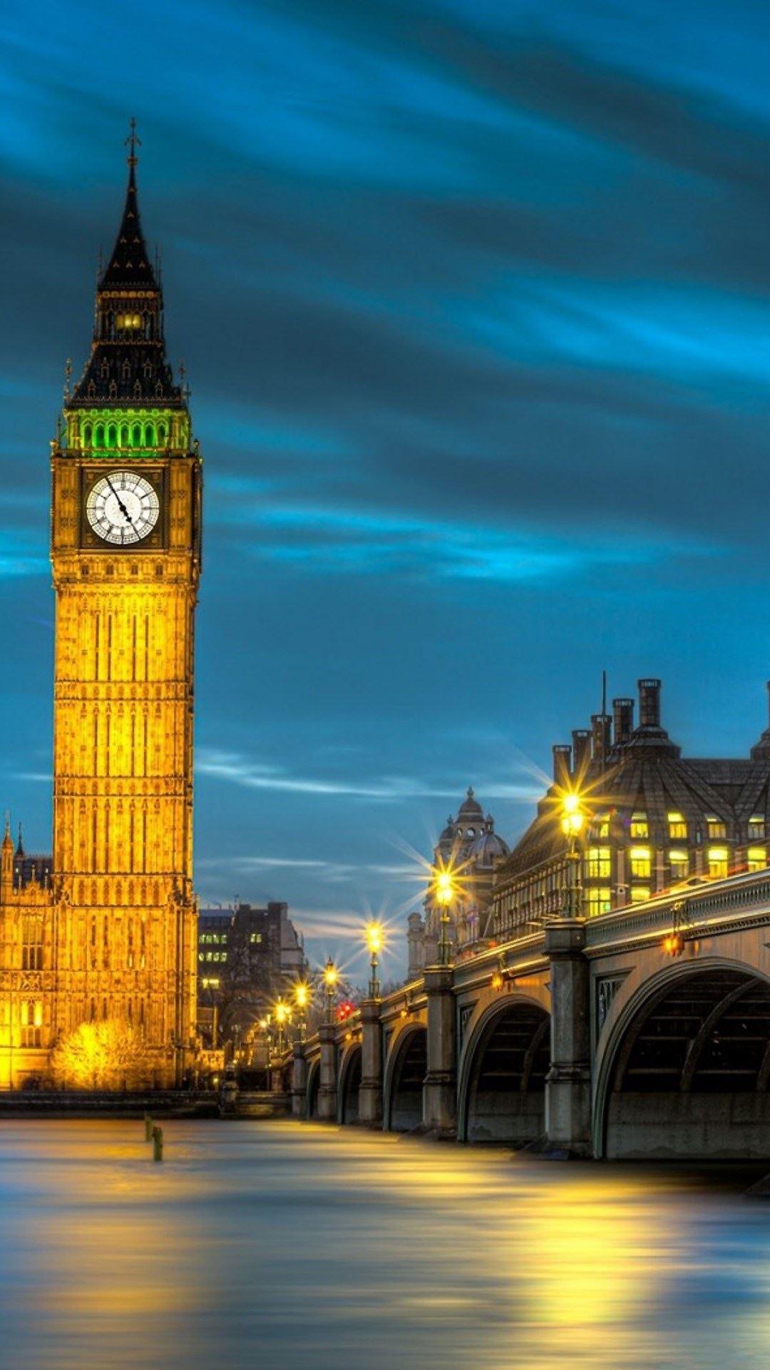 London Big Ben Illustration