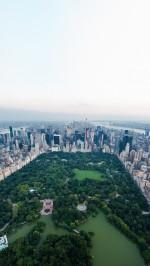 New York Central Park Sky