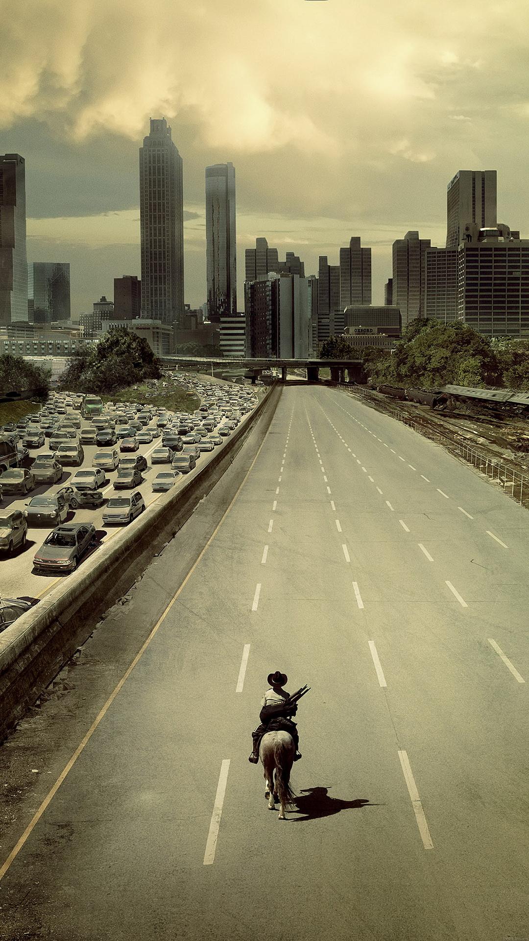 Walking Dead Atlanta City