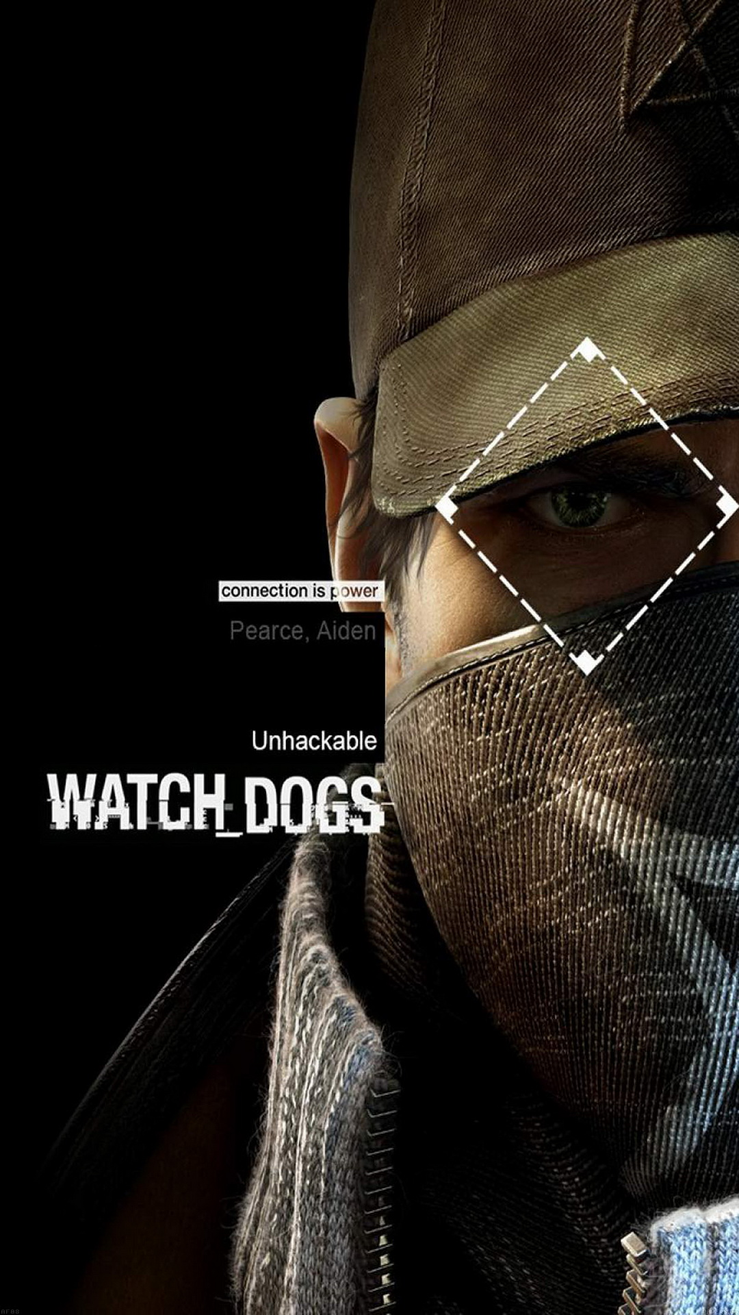 Watch dogs ipad wallpaper