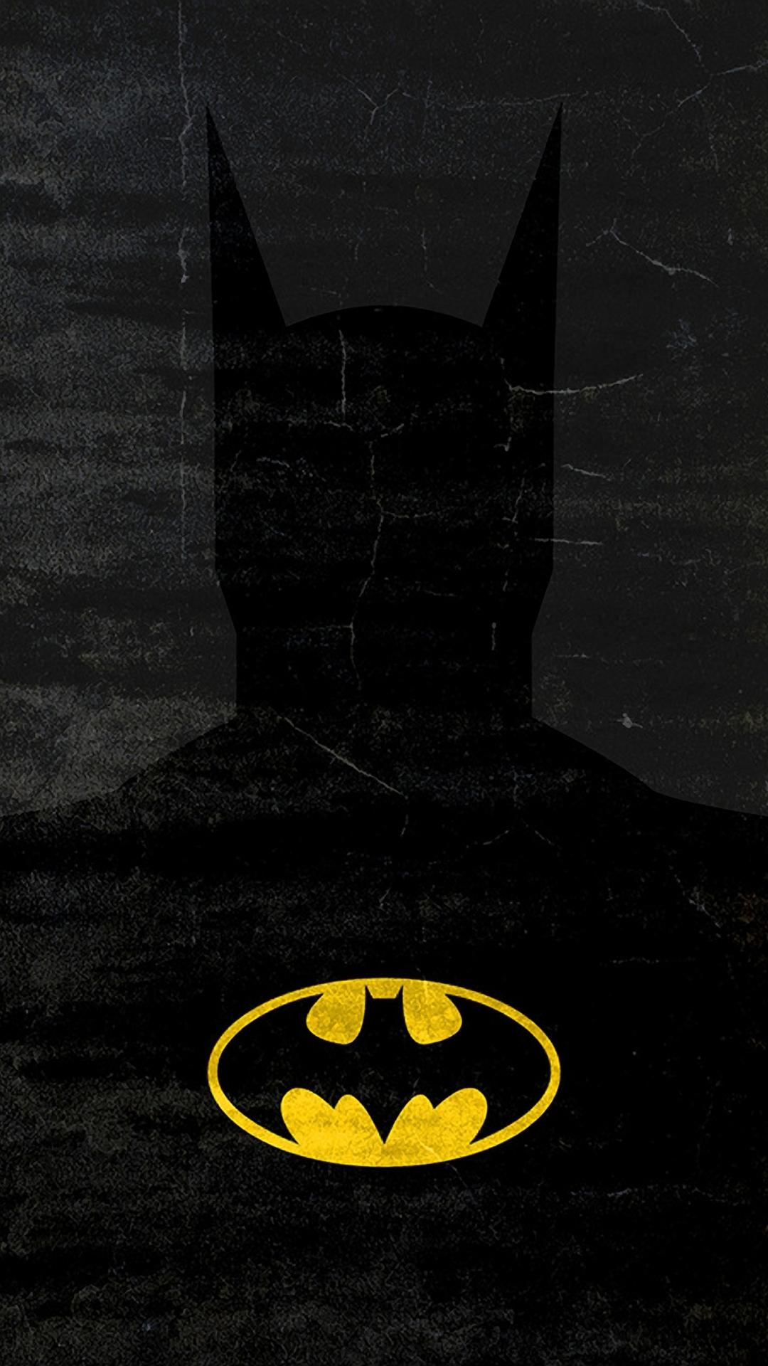 Abstract Batman