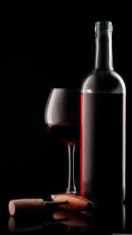 Wineglass Bottle Red Wine