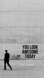 You Look Awesome Today