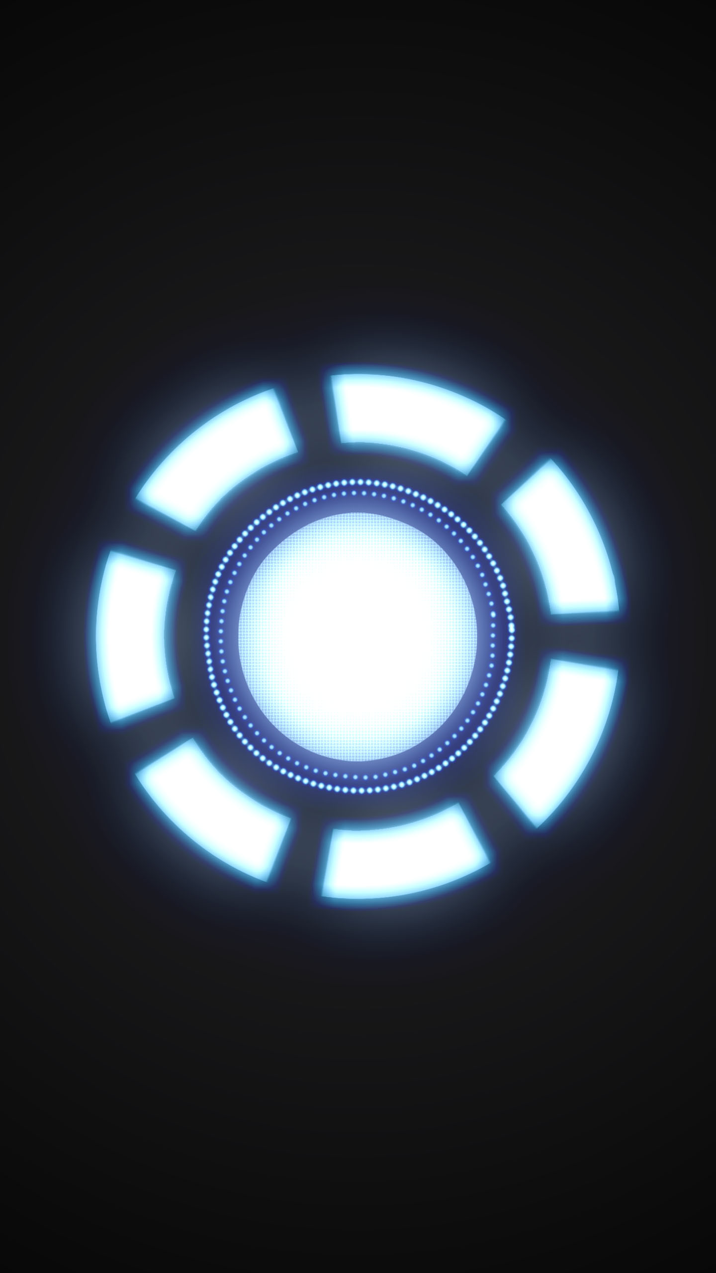Iron Man chest light